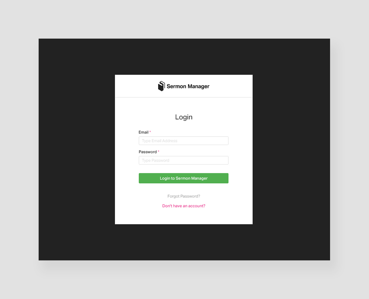 sermonmanager-mockup-login